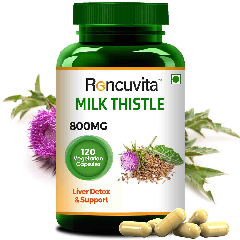 Best milk thistle for liver repair